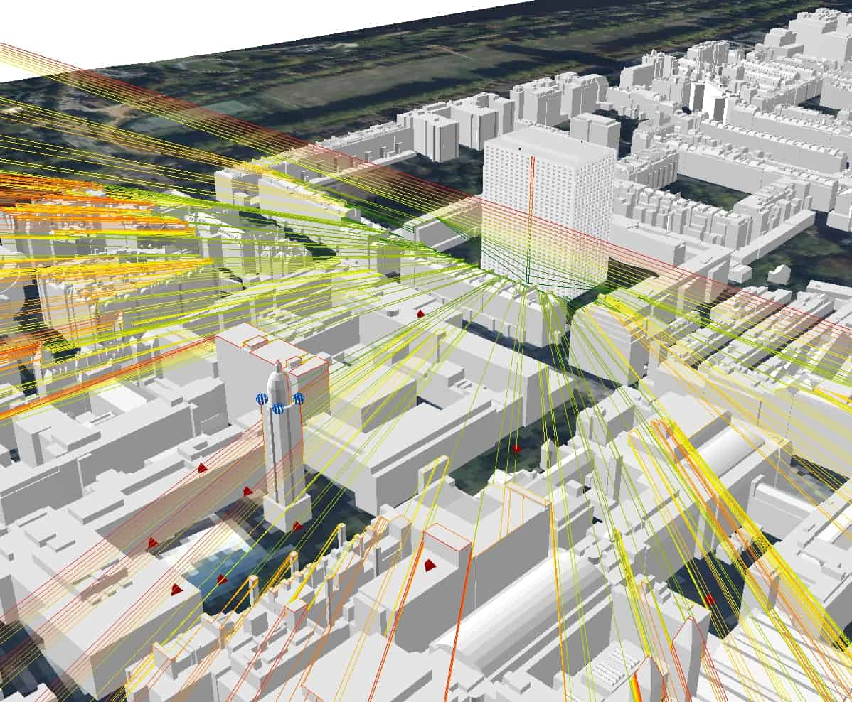 arcscene_visibility_from_proposed_tower_block2 – GeoPlanIT