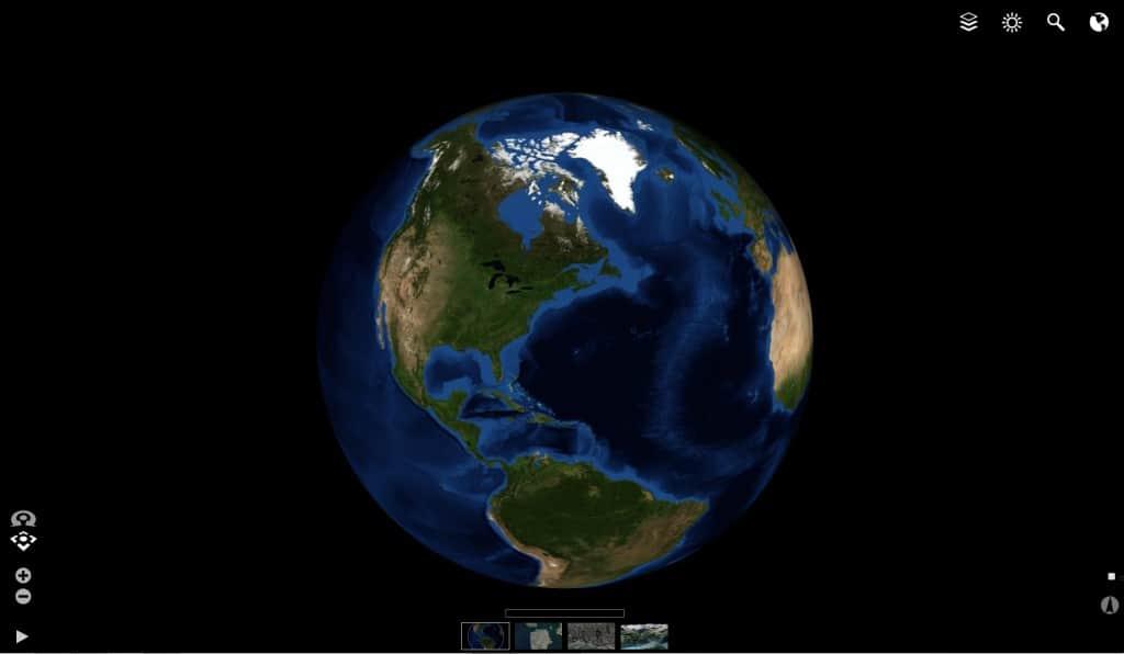 ESRI Streaming Globe