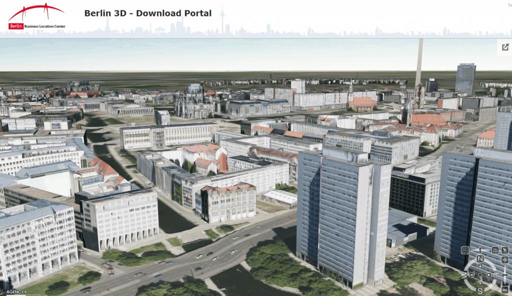 berlin3D OpenData