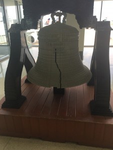 Lego Liberty Bell... it's Lego what can I say?