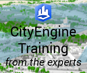 CityEngine Training for Professionals - UK, UAE, USA, worldwide, Dubai, Abu Dhabi, London, Manchester, Glasgow